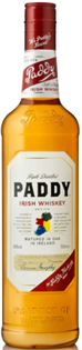Paddy Irish Whiskey 1.00l